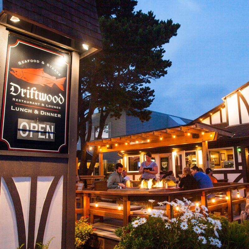 Driftwood Restaurant Cannon Beach