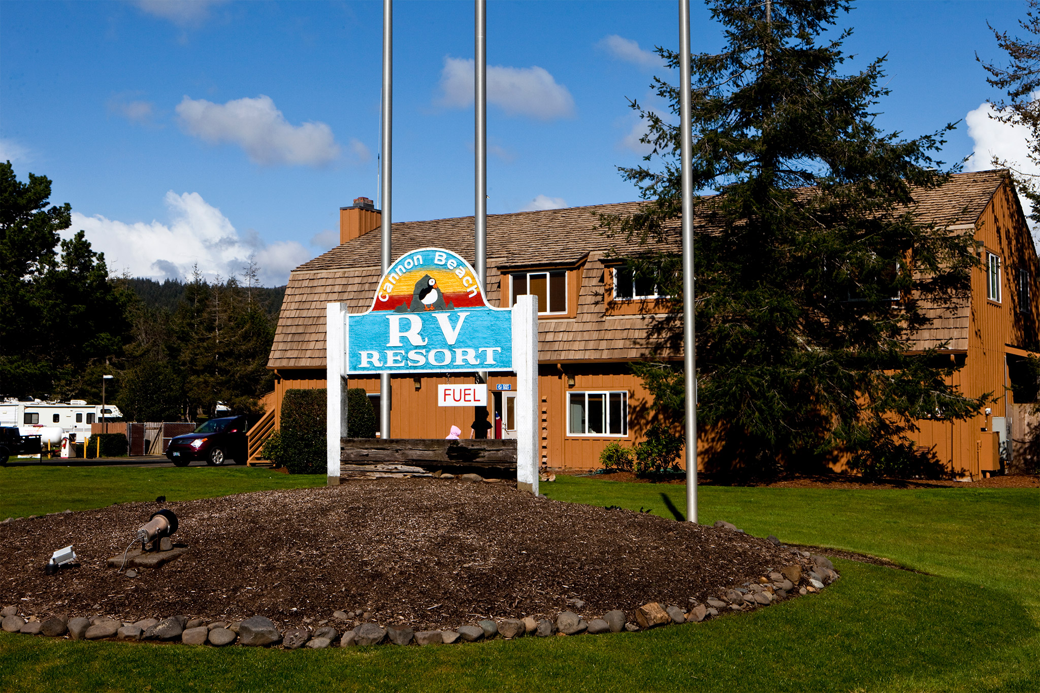 Visit Us At Cannon Beach Rv Resort