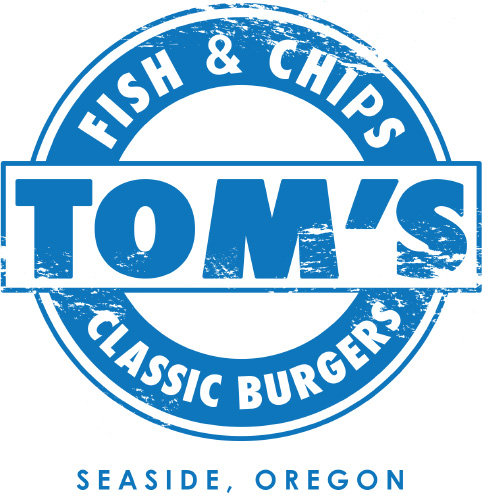 Tom's Fish and Chips - Seaside