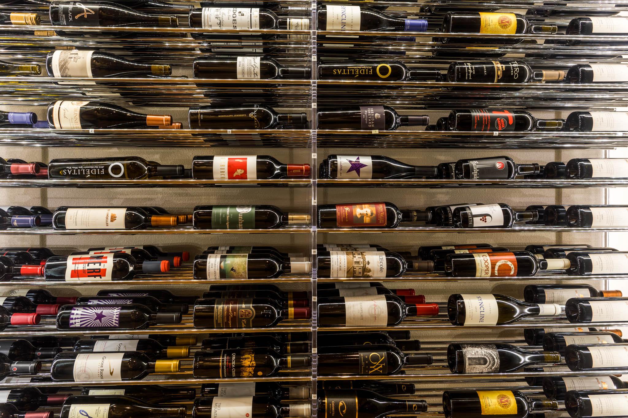Vine Wine Cabinet